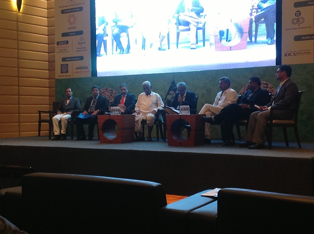 Pic from the castor seed & oil scenario expectation session